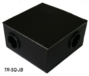 Tamper Resistant Square Junction Box